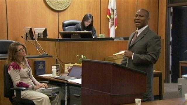 Jury deliberates in homicide case made to look like carjacking