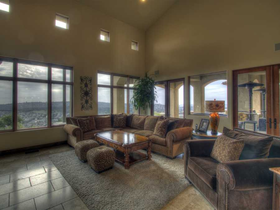 The home is more than 7,200 square feet.
