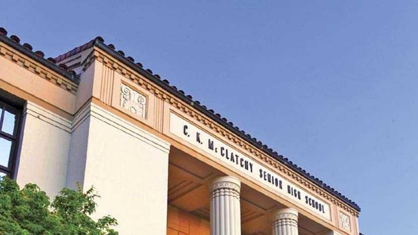 McClatchy High School
