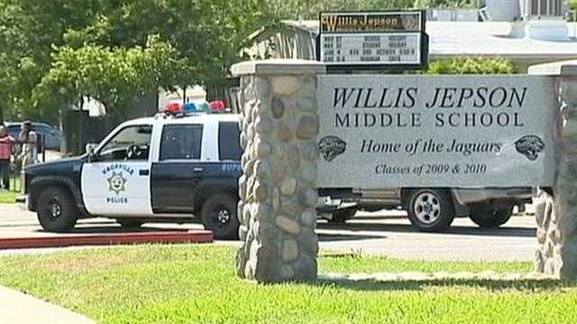 Willis Jepson Middle School