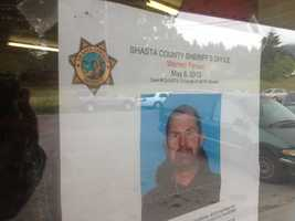 Shasta County Sheriff's officials released the victims' identities and relationship to the suspect on Wednesday, a day after the killings six miles west of Shingletown (May 9, 2013).