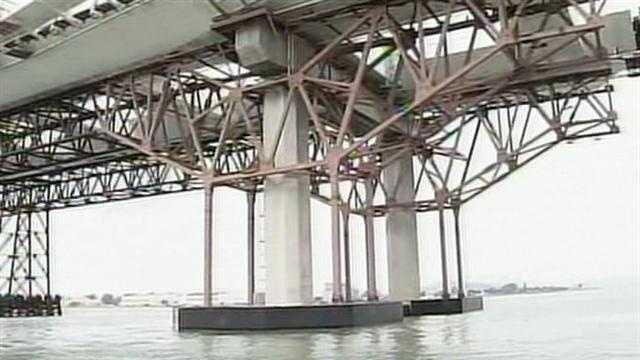 Caltrans engineers in Sacramento are now doing crucial testing on bolts from the Bay Bridge to make sure they don't break.