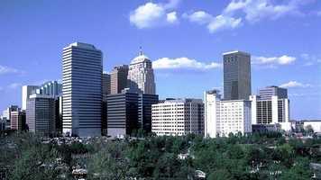 3. Oklahoma City, Oklahoma