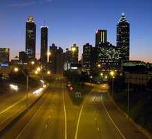 1. Atlanta, Georgia