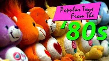 Popular 80s toys image