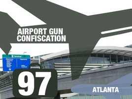 Airport: Hartsfield–Jackson Atlanta International AirportTotal guns: 97Percentage loaded: 82%