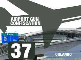 Airport: Orlando International AirportTotal guns: 37Percentage loaded: 89%
