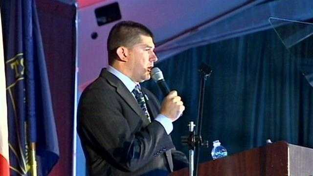 Stockton Mayor Anthony Silva (file)
