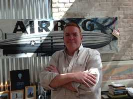CEO of Happy Cog Greg Storey. Happy Cog is a leader in the digital design industry.
