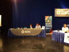 Get a behind-the scenes look at KCRA 3's disaster relief drive for the victims of the Oklahoma tornadoes. People may donate by calling 1-800-513-3333, by texting the word REDCROSS to 90999 to make a $10 donation, or by visitingredcross.org.
