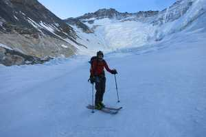 Both climbers have plans of returning to make the first ski descent of Lhotse.