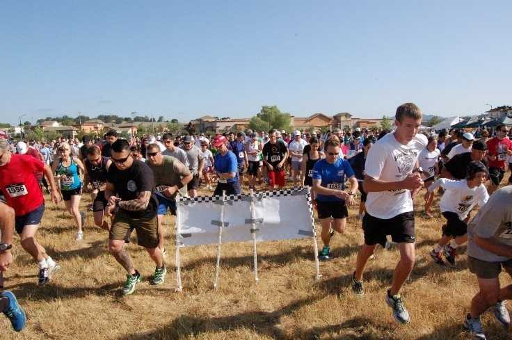 What: Wounded Veteran RunWhere: Folsom Parkway TrailsWhen: Mon 8:30amClick here for more information at this event