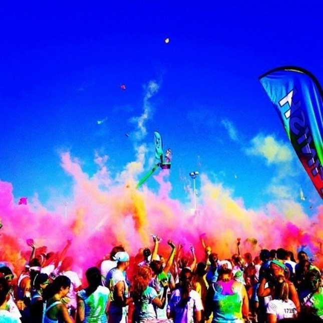 What:Color Me Rad 5KWhere: Sacramento RacewayWhen: Mon 9am-12:30pmClick here for more information