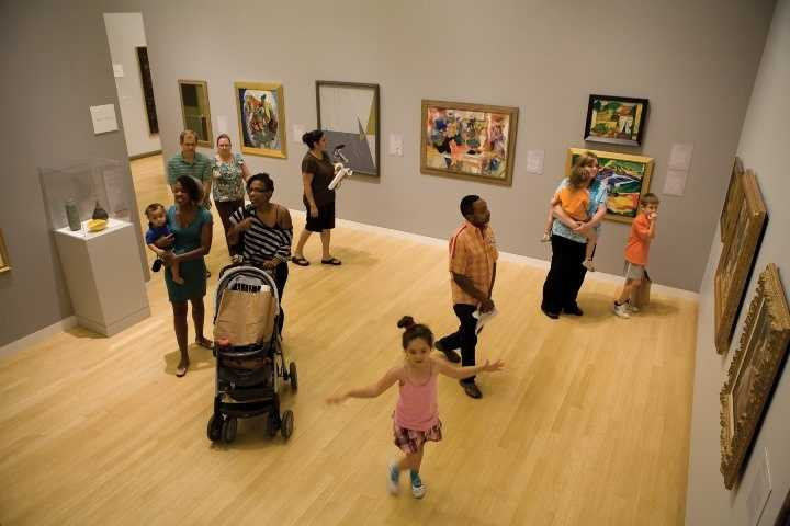 What:Holiday Monday: Family PaloozaWhere: Crocker Art MuseumWhen:Mon 11am-3pmClick here for more information