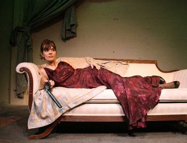 What: Hedda GablerWhere: Capital StageWhen:Fri & Sat 8pm&#x3B; Sun 2pm&#x3B; Wed 7pm&#x3B; Thurs 8pm, through June 16Click for more information