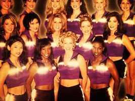 Royal Court Dancers: 99-00