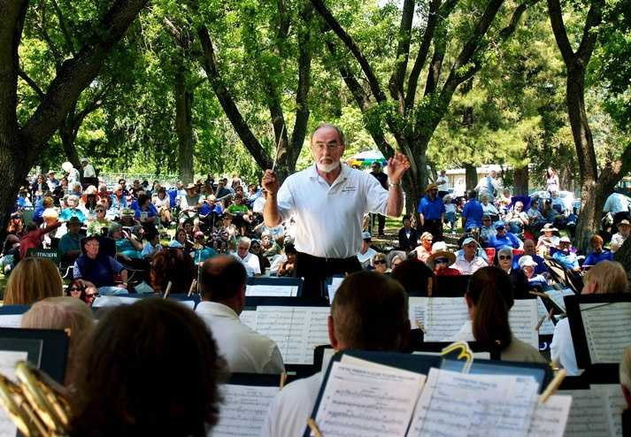 What: Carmichael Park Community Band FestivalWhere: Carmichael Park - Danny Bishop AmphitheaterWhen: Sat & Sun Noon-6:45pmClick here for more information on this event.
