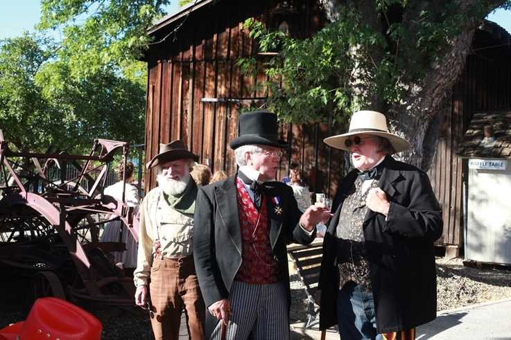 What: A Night in HistoryWhere: Pioneer Village - FolsomWhen: Sat 5pm-8pmClick here for more information on this event.