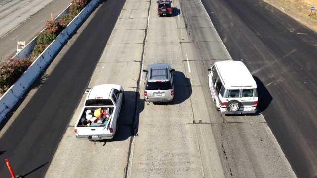 Interstate 80 construction