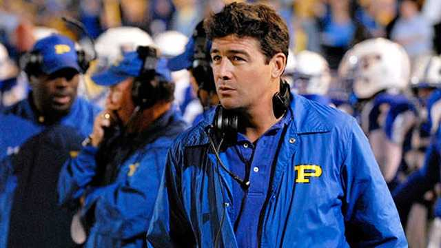 """Eric Taylor (Kyle Chandler) from """"Friday Night Lights"""""""
