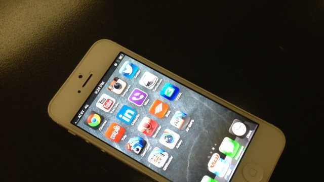 Cell phone thefts on the rise in Sacramento Co.
