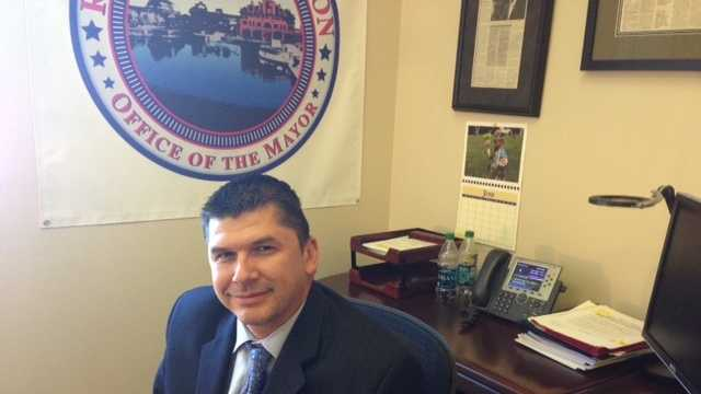 Stockton Mayor Anthony Silva (June 12, 2013)