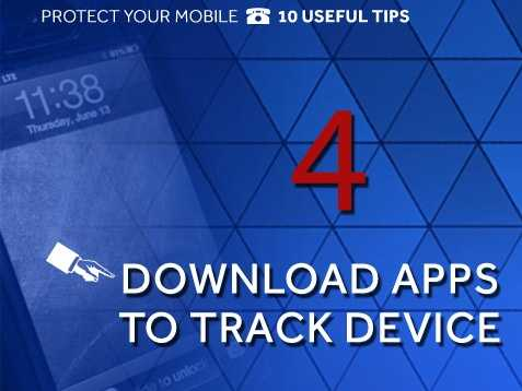 """Activate a tracking device: """"Find my iPhone"""" is a free app for iPhone, iPad, iTouch and Macs that allow the user to track a lost iOS device using another iOS device. The user can lock the phone, erase all the cell's data and locate the device using GPS."""