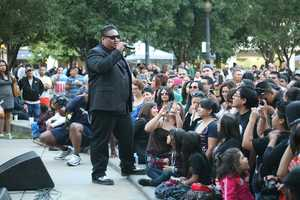 What: Fiesta en la Calle: Latino Concert SeriesWhere: Cesar Chavez PlazaWhen: Saturdays 5pm-9pm, through July 27Click here for more information on this event.
