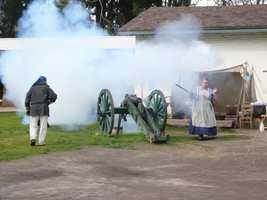 What: Hands on History: War in CaliforniaWhere: Sutter's Fort State Historic ParkWhen: Sat 10am-5pmClick here for more information on this event.