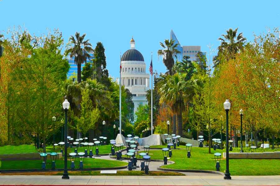 Sacramento CountyVisitor-generated sales tax receipts: $72,200,000Things to do: California's State Capitol offers natural beauty, Neoclassical architecture and insight into the state's past and future government.