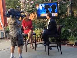 11. Before I came to KCRA 3, I landed my first TV job at the ABC affiliate KJCT in Grand Junction, Colorado. I was hired as a reporter, but two weeks in, I was promoted to morning anchor. I've been anchoring ever since at KRDO in Colorado Springs, KWGN in Denver, and now here in Sacramento.