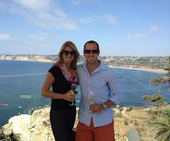 21. My husband and I decided where we wanted to retire on one of our first dates. No matter where we travel around the world, we always love coming back to La Jolla, California. Just look at that view! There's something about the water that makes us smile.