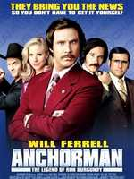 """23. My favorite movie is """"Anchorman: The Legend of Ron Burgandy."""" There isn't a day that goes by where someone at work doesn't quote a line from this movie. It gets funnier every time I watch it!"""