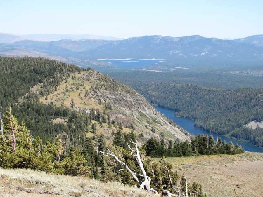 Sierra CountyVisitor-generated sales tax receipts: $400,000Thing to do: Fishing, hiking and camping. Much of Sierra County is located within the Tahoe National Forest.