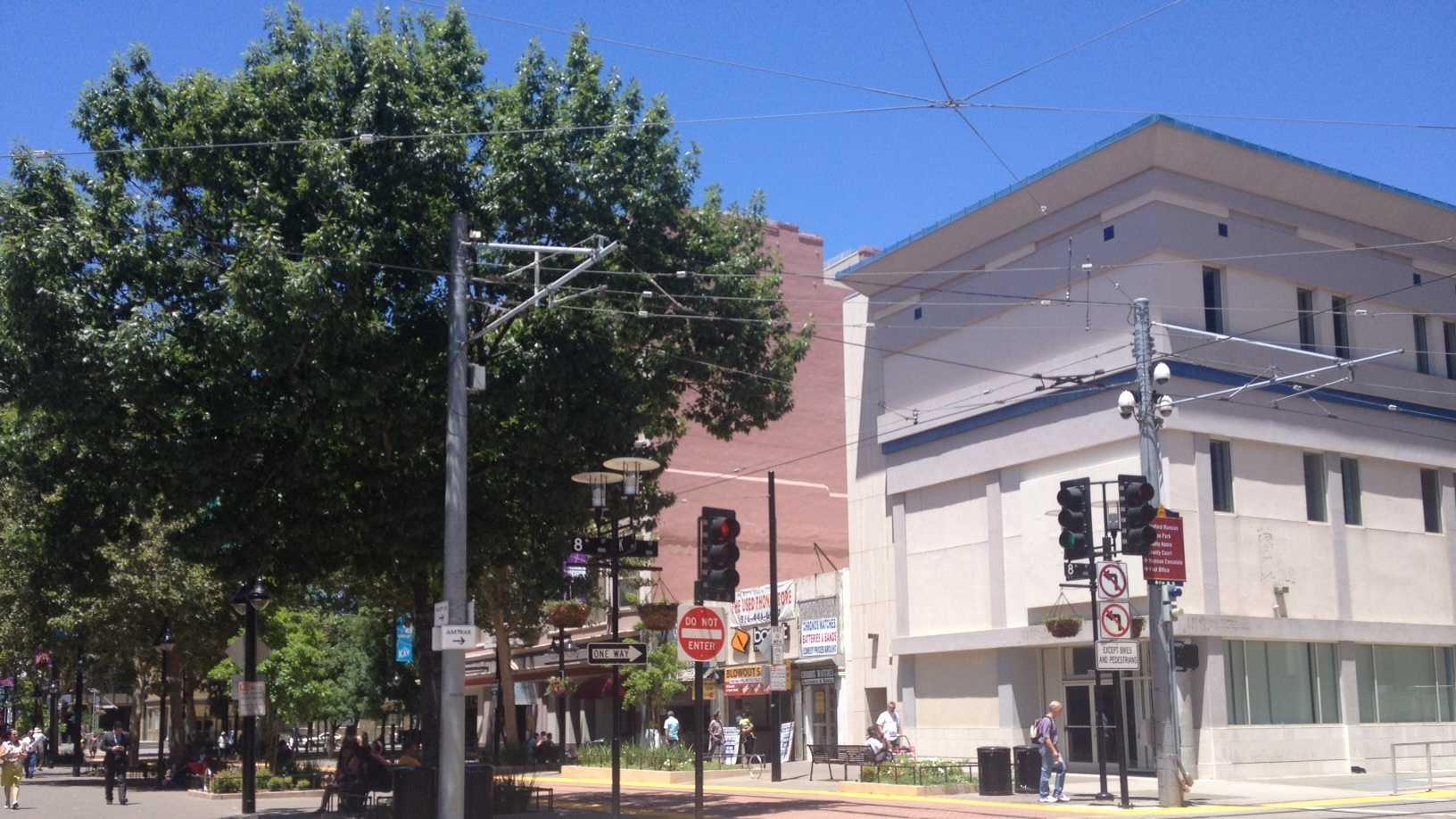 731 K Street in 2013