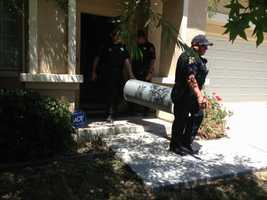 Tracy police said they made their fifth bust of an illegal marijuana growing operation in less than a week and a half on Wednesday. The raid took place in the 2900 block of Whigham Street (June 19, 2013).