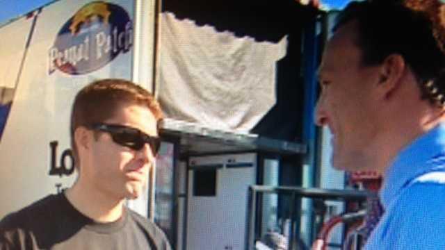 NASCAR's David Ragan
