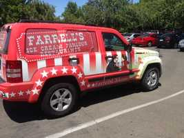 A Farrell's Ice Cream Parlour Restaurant, opening a new location in Sacramento next month, holds a job fair Thursday to fill 250 positions.
