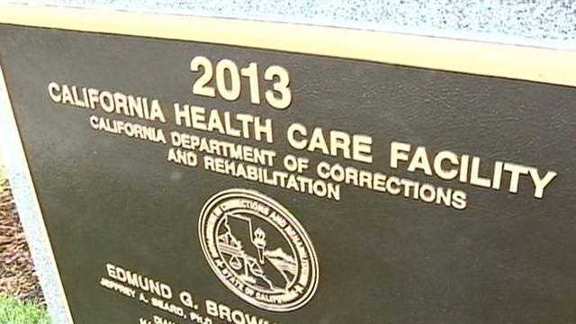 The California Department of Corrections and Rehabilitation dedicated its new health care facility Tuesday in Stockton.