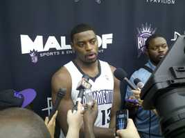 2009 NBA draft: With the fourth pick, the Kings selected Tyreke Evans, who would become the NBA's top rookie.Where is he now: In his first season, Evans electrified Kings fans with his ability to score and carry the team. He reached a milestone only three other players (Jordan, LeBron and Oscar Robertson) had done before by averaging at least 20 points, five rebounds and assists in a rookie season. Through four seasons, Evans' star status faded to some degree due to injuries, high expectations and his switch from guard to the wing. Evans was extended a qualifying offer, but the team did not match an offer by the New Orleans Pelicans.