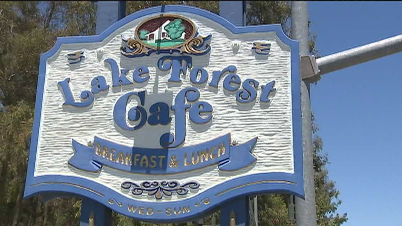 The Lake Forest Café in Folsom will be closing after 31 years in operation after a lawsuit was filed by Robert Kalani over an ADA issue.
