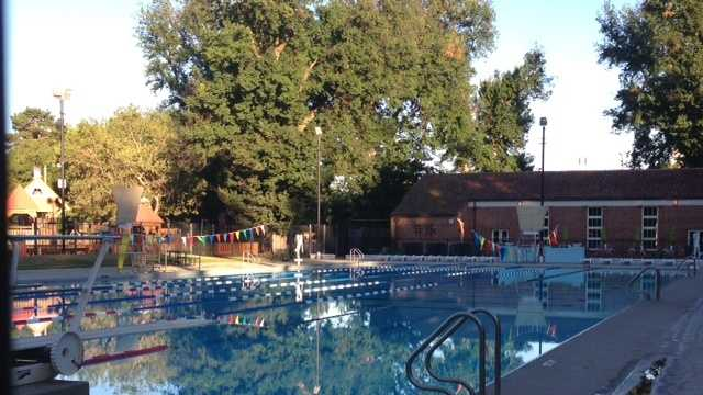 Clunie pool