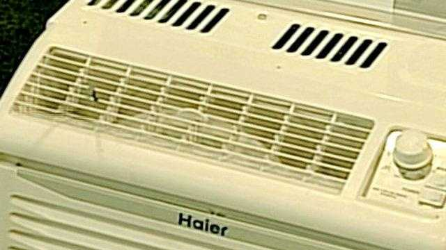5. Consider replacing the outdoor compressor air-conditioning unit with a modern high-efficiency unit.