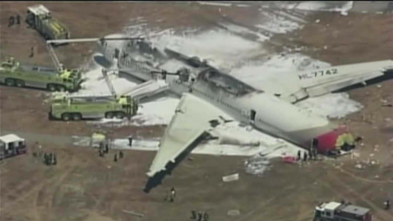 The NTSB has obtained the black box (recorder) from the Asiana Airliner that crashed at San Francisco International Airport, and they continue to sift through the wreckage for more clues.