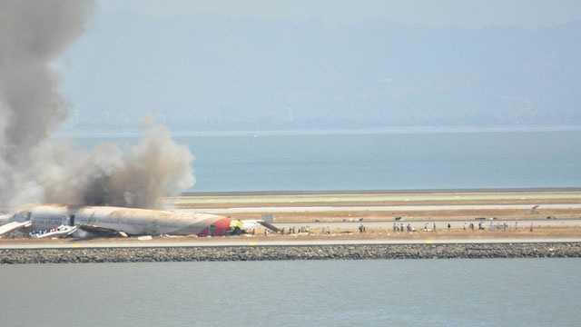 Asiana Airlines crash