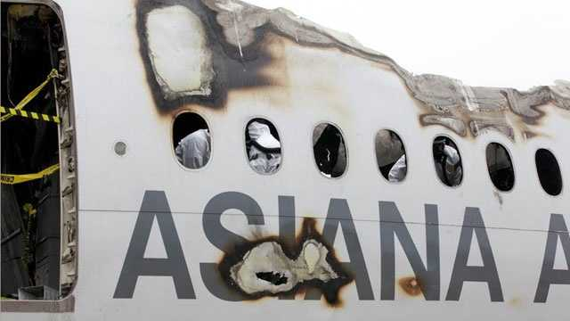 Asiana Flight 214 crash