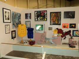 The Youth Art & Design Expo includes art, crafts, sewing, media and more.