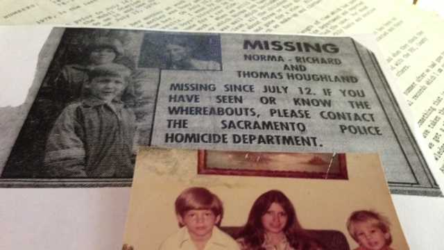 Sacramento missing mom and kids cold case