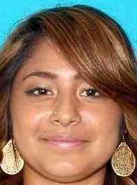 Ayme Leyton was last seen on Jan. 14, 2013. She was seen wearing a maroon sweater, blue jeans and gray Tom's shoes. She is a suspected runaway juvenile.