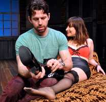 What: Venus in FurWhere: B Street TheatreWhen: Fri 8pm&#x3B; Sat 5pm & 9pm&#x3B; Sun 2pm&#x3B; Tues 6:30pm&#x3B; Wed 2pm & 6:30pm&#x3B; Thurs 8pm, through August 11Click here for more information on this event.